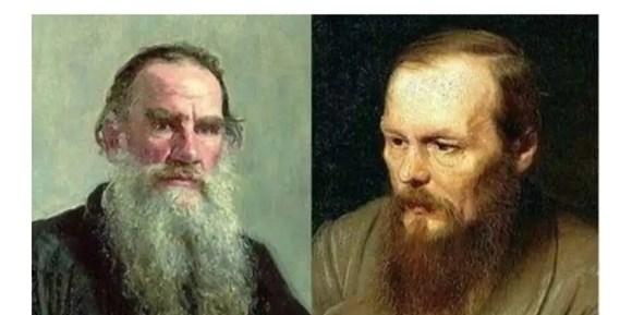 tolstoydan dostoyevskiyə....