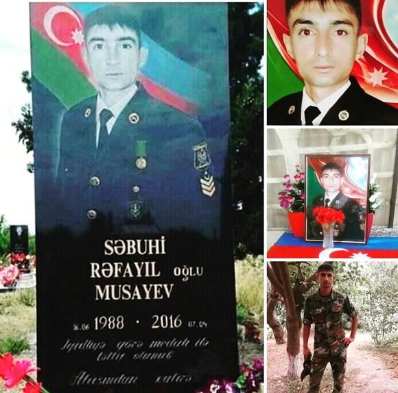 Şəhid Səbuhi Musayev