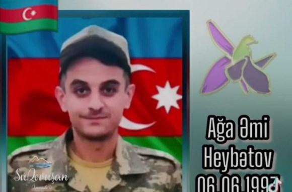 Şəhid Ağa Əmi Heybətov