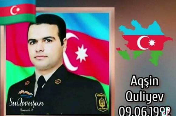 Şəhid Aqşin Quliyev
