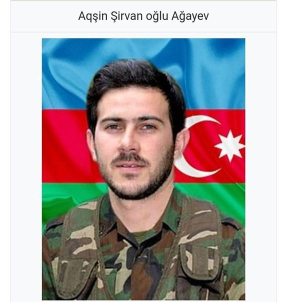 Şəhid Aqşin Ağayev