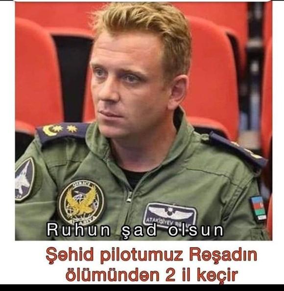 🇦🇿Şəhid Rəşad Atakişiyev 🇦🇿