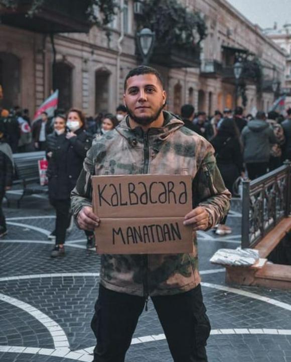 kəlbəcərə manatdan